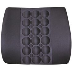 Lumbar Support Cushion - Black, Single, , scaau_hi-res