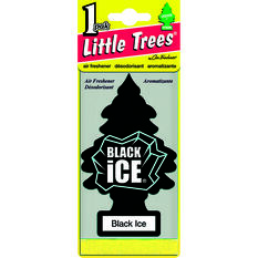 Little Trees Air Freshener - Black Ice, , scaau_hi-res