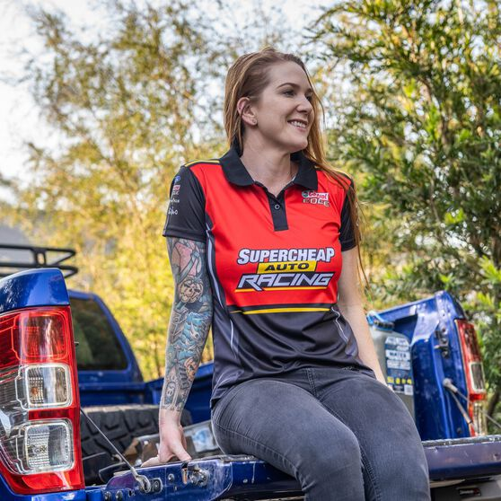 Supercheap Auto Racing 2019 Women's Team Polo, , scaau_hi-res