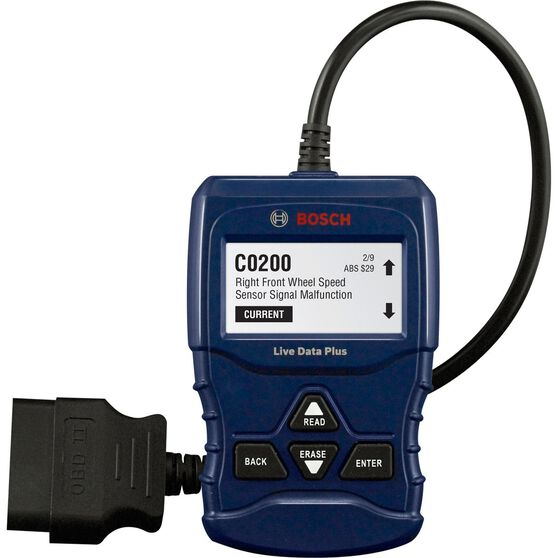 Bosch Auto Scanner - OBD2 and Can