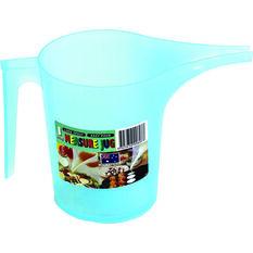 Measuring Jug - Plastic, 1 Litre, , scaau_hi-res