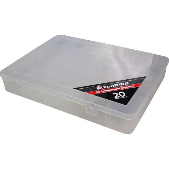 ToolPRO Organiser - 20 Compartment, , scaau_hi-res