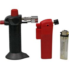 Hot Devil Butane Pocket Torch - Twin Pack, , scaau_hi-res