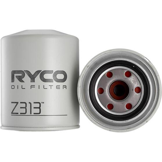 Ryco Oil Filter - Z313, , scaau_hi-res