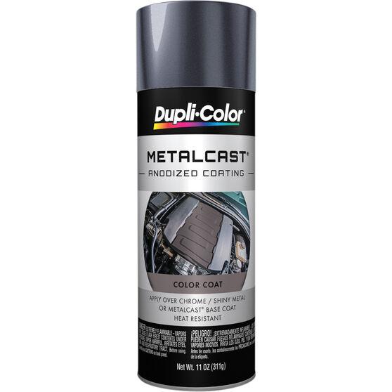 Dupli-Color Metalcast Aerosol Paint - Enamel, Smoke Grey Anodised, 311g, , scaau_hi-res