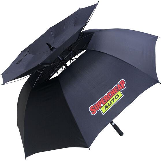 Double Canopy Golf Umbrella, , scaau_hi-res