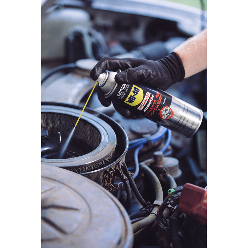 WD-40 Specialist Automotive Throttle Body, Carb & Choke Cleaner