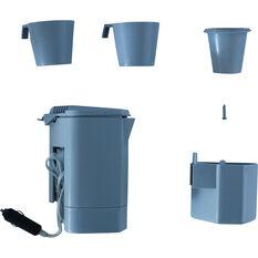 SCA Car Kettle - Grey, 2 Cups, 12V, , scaau_hi-res