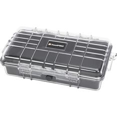ToolPRO Hardcase Organiser Clear Large, , scaau_hi-res