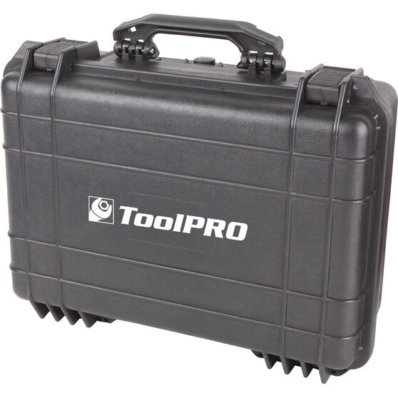 ToolPRO Safe Case Large Black 465 x 360 x 175mm, , scaau_hi-res