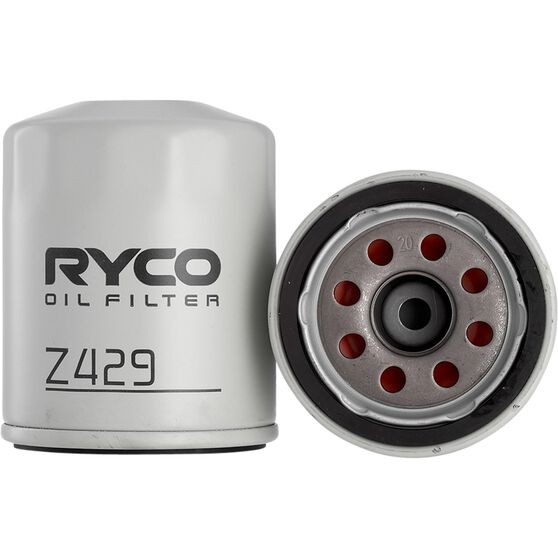 Ryco Oil Filter - Z429, , scaau_hi-res