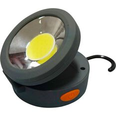 COB LED Light - Round, Adjustable, 3 Watt, , scaau_hi-res