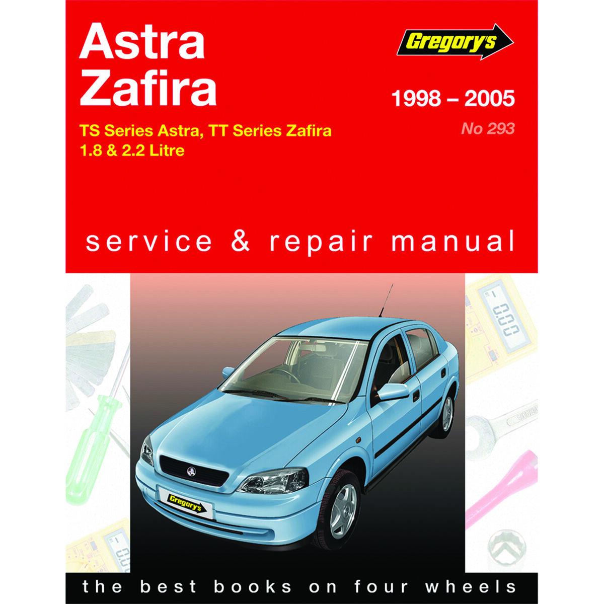 car manual for holden astra zafira 1998 2005 293 supercheap auto rh supercheapauto com au 2004 Holden Astra holden astra ts workshop manual pdf
