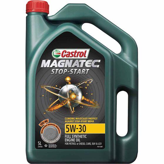 Castrol MAGNATEC Stop-Start Engine Oil 5W-30 5 Litre, , scaau_hi-res