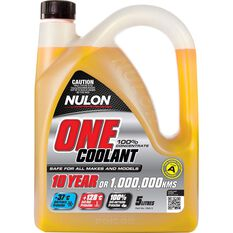 Nulon Anti-Freeze  /  Anti-Boil One Coolant Concentrate Coolant - 5 Litre, , scaau_hi-res