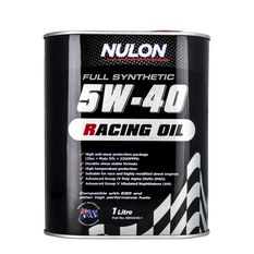 Racing Engine Oil - 5W-40, 1 Litre, , scaau_hi-res