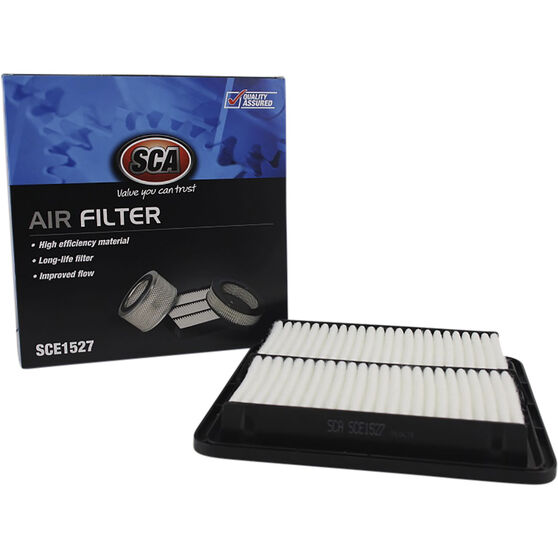 SCA Air Filter SCE1527 (Interchangeable with A1527), , scaau_hi-res