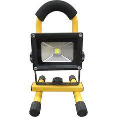 Floodlight - Portable, LED, Rechargeable, 10 Watt, , scaau_hi-res