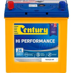 Century Hi Performance Car Battery NS40ZS MF, , scaau_hi-res