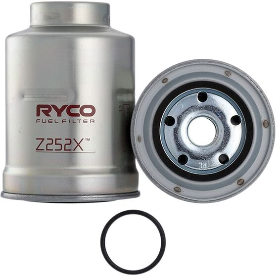 Ryco Fuel Filter - Z252X, , scaau_hi-res