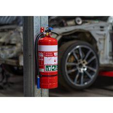 MEGAFire Fire Extinguisher 4.5kg ABE Portable, , scaau_hi-res