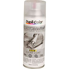 Dupli-Color Aerosol Paint Custom Wrap - Gloss Clearcoat, 311g, , scaau_hi-res