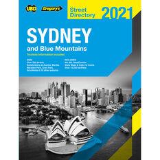 UBD Street Directory Sydney 57TH 2021, , scaau_hi-res