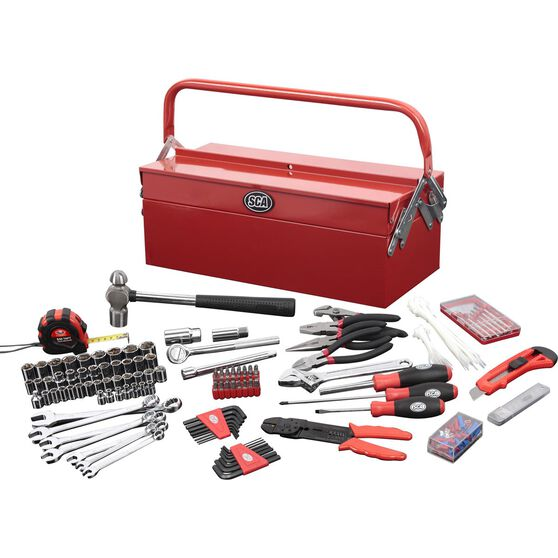 SCA Cantilever Tool Kit - 241 Pieces, , scaau_hi-res