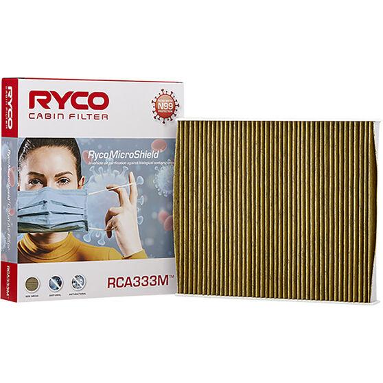 Ryco Cabin Air Filter N99 MicroShield RCA333M, , scaau_hi-res