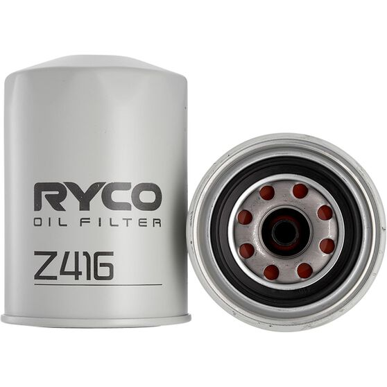 Ryco Oil Filter - Z416, , scaau_hi-res