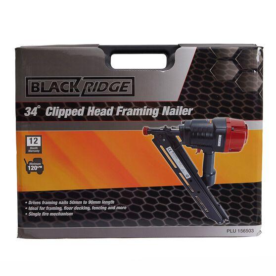 Blackridge Air Nailer Framing 34Deg - 50-90mm, , scaau_hi-res
