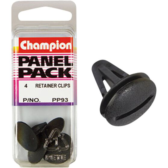 Champion Retainer Clips - PP93, Panel Pack, , scaau_hi-res