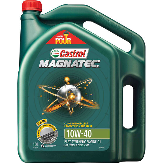 Castrol MAGNATEC Engine Oil 10W-40 10 Litre, , scaau_hi-res