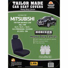 Ilana Horizon Tailor Made Pack for Mitsubishi Triton MQ Dual Cab 01/15+, , scaau_hi-res