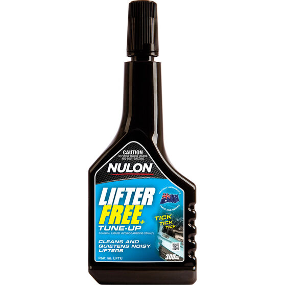 Nulon Lifter Free and Tune-Up - 300mL, , scaau_hi-res