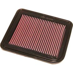 K&N Air Filter - 33-2285 (Interchangeable with A1584), , scaau_hi-res