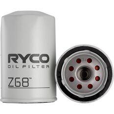 Ryco Oil Filter - Z68, , scaau_hi-res