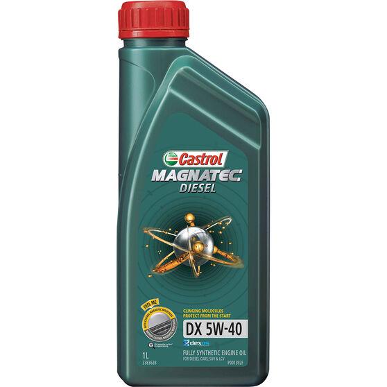 Castrol MAGNATEC Diesel Engine Oil 5W-40 DX 1 Litre, , scaau_hi-res