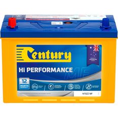 Century Hi Performance 4WD Battery N70ZZ MF, , scaau_hi-res