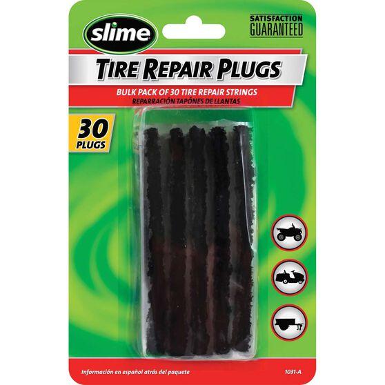 Slime Tyre Repair Plugs - 30 Piece, , scaau_hi-res