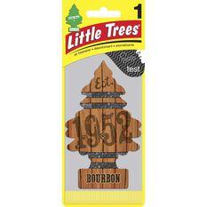 Little Trees Air Freshener - Bourbon, , scaau_hi-res