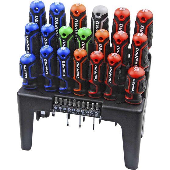 ToolPRO Screwdriver Set - 30 Piece, , scaau_hi-res
