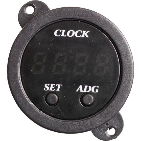 Ridge Ryder 12V Clock - Digital, , scaau_hi-res