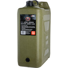 SCA Water Carry Can - 20 Litre, Green, , scaau_hi-res