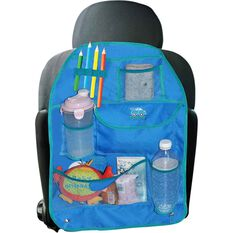 Little Car Backseat Organiser - Blue, , scaau_hi-res
