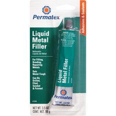Permatex Liquid Metal Filler - 99g, , scaau_hi-res