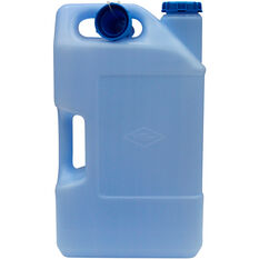 Water Carry Can - 10 Litre, Blue, , scaau_hi-res
