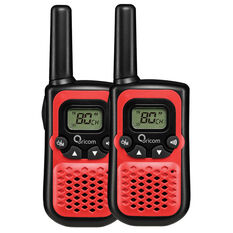 Oricom UHF CB Radio 0.5W 2 Pack PMR780RD, , scaau_hi-res