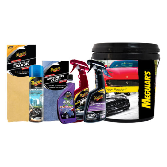Meguiar's Fast Shine Collectors Kit - 7 Piece, , scaau_hi-res