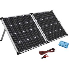 Ridge Ryder Solar Battery Charger Kit Gen II - 140 Watt, , scaau_hi-res